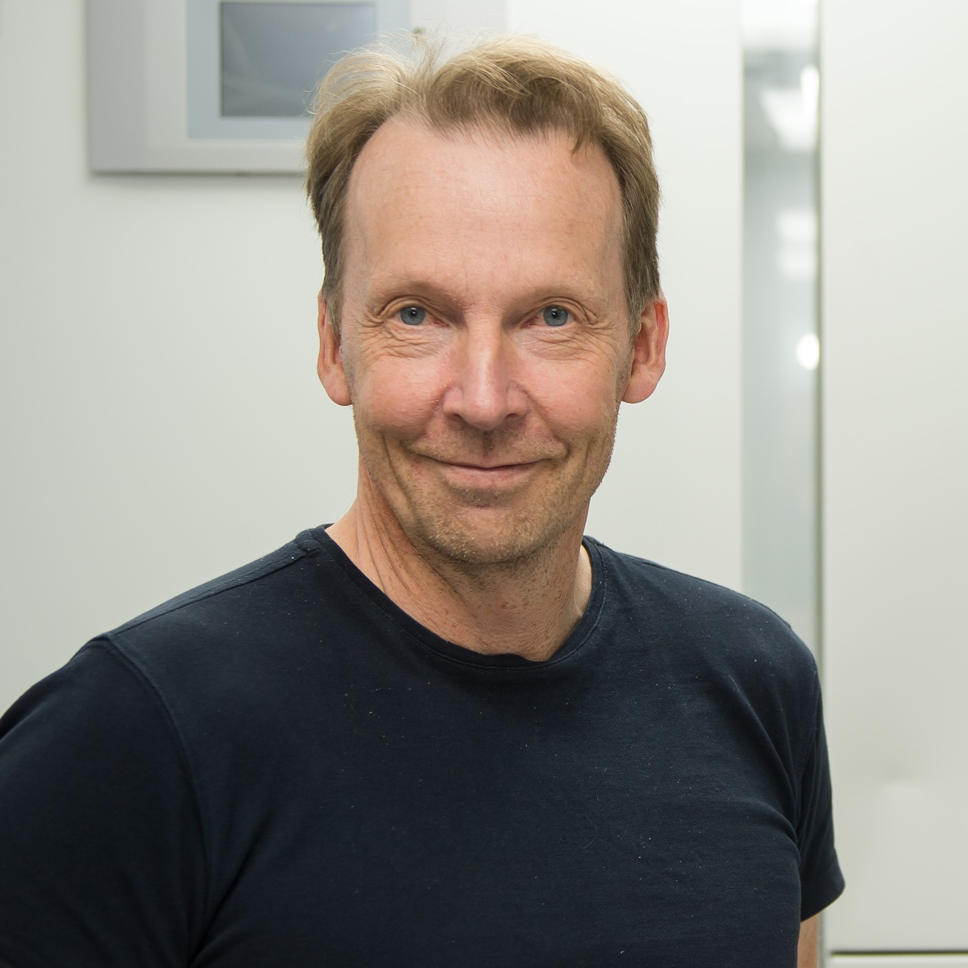 Christer Fåhraeus, PhD