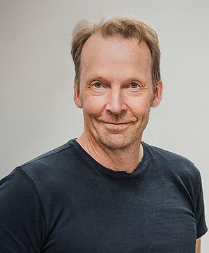 Christer Fåhraeus - Founding member. Board member since 2015, former Chairman of the Board