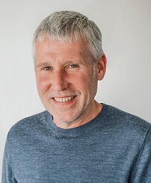 Christopher Bravery - Board member since 2021