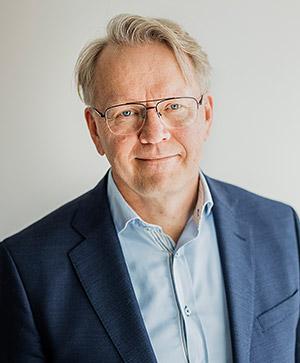 Johny Humaloja - CFO since 2021